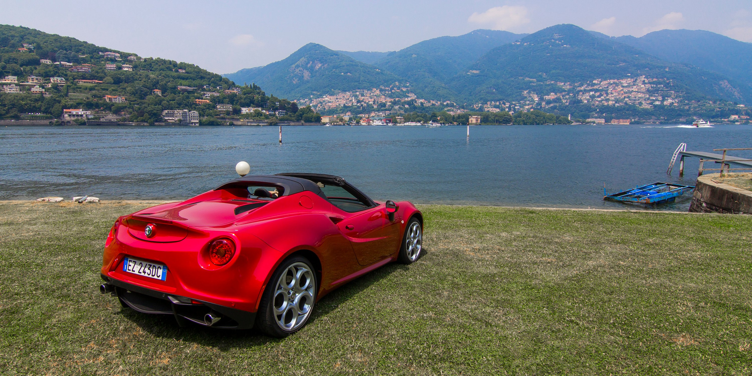 Perfect Alfa Romeo 4C Spider Review  CarAdvice