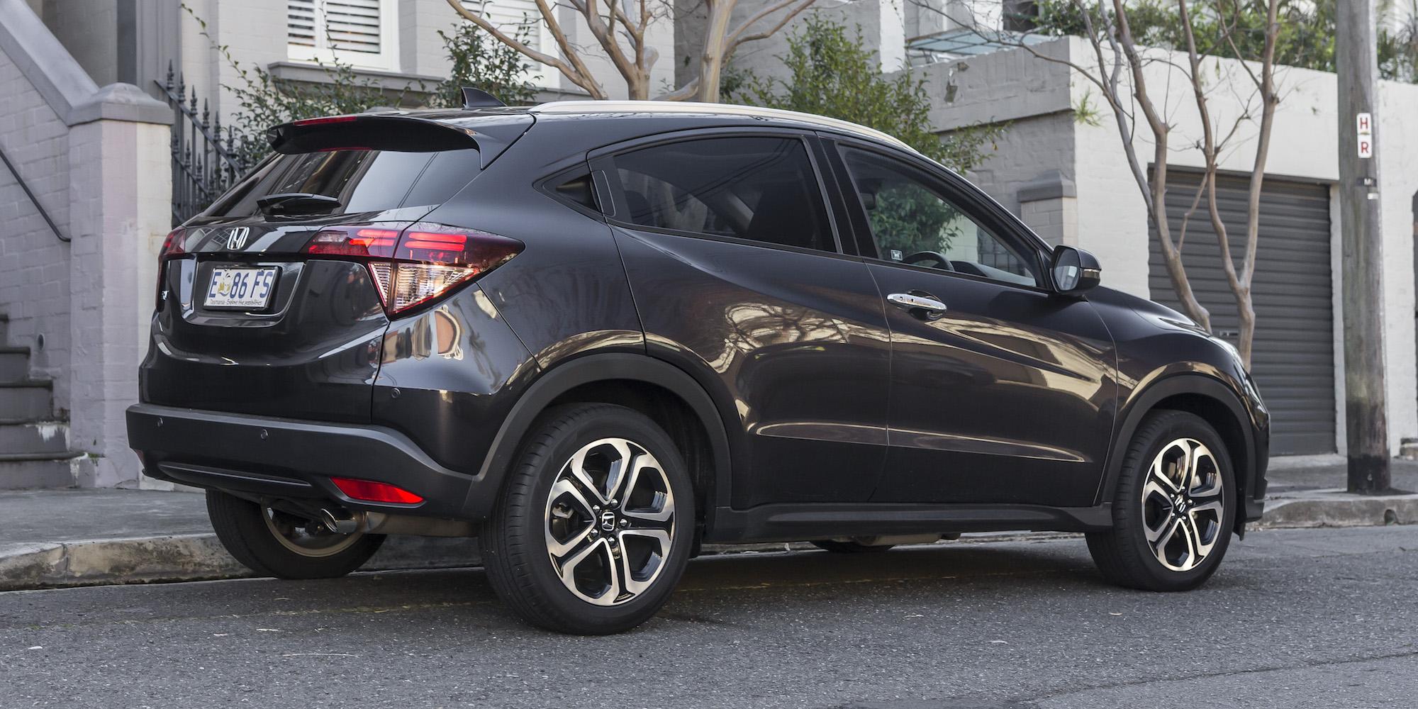 2015 Honda HR V VTi L Review Long term report one