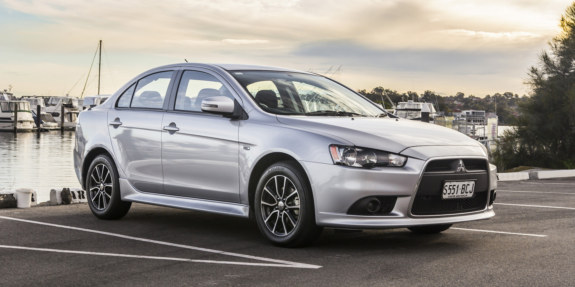 2012 Ford Fusion For Sale >> 2015 Mitsubishi Lancer ES Sport Review | CarAdvice