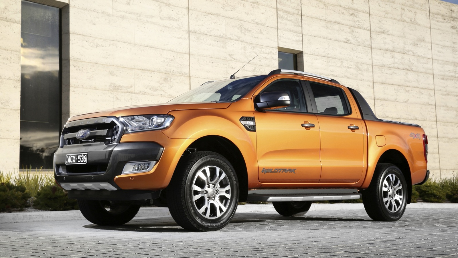 2016 ford ranger - photo #27