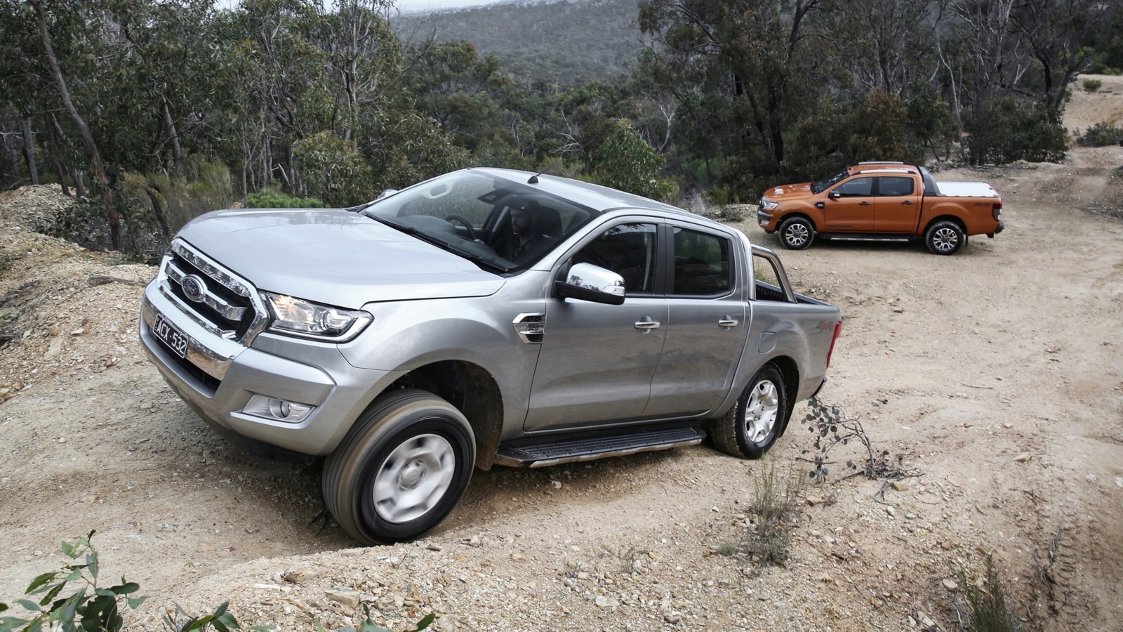 2016 ford ranger - photo #16