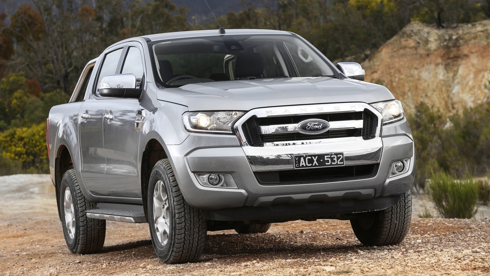 2016 ford ranger - photo #6