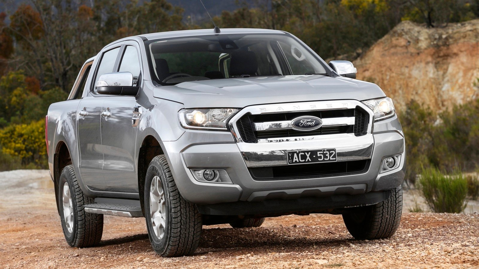 2016 ford ranger review caradvice. Black Bedroom Furniture Sets. Home Design Ideas