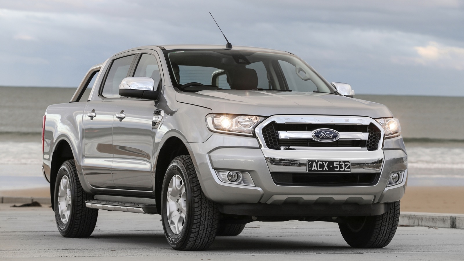 2016 ford ranger - photo #1