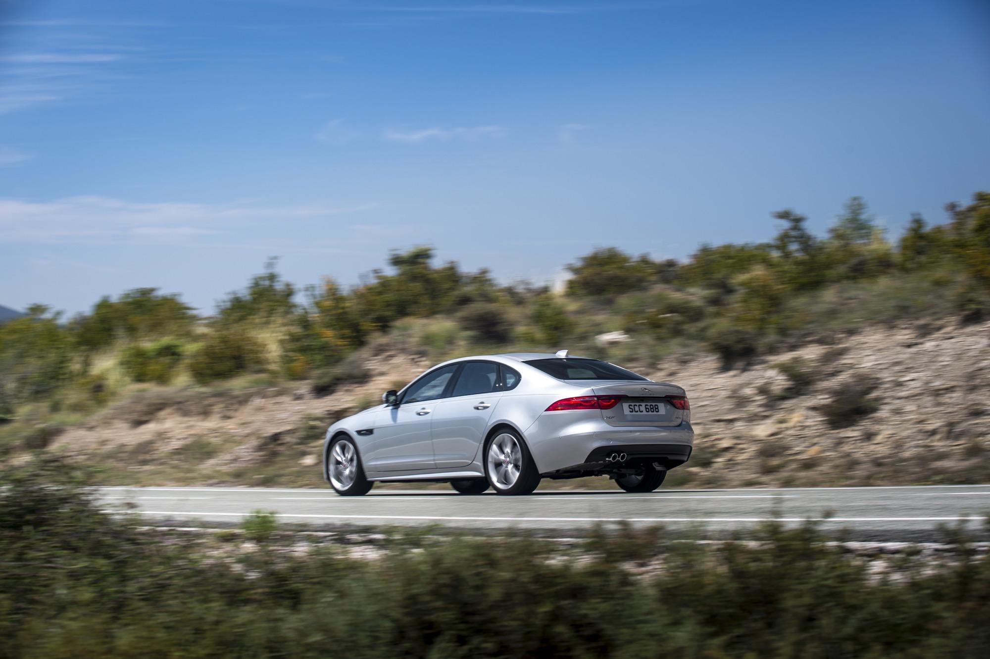 Awesome 2016 Jaguar XF Review  CarAdvice