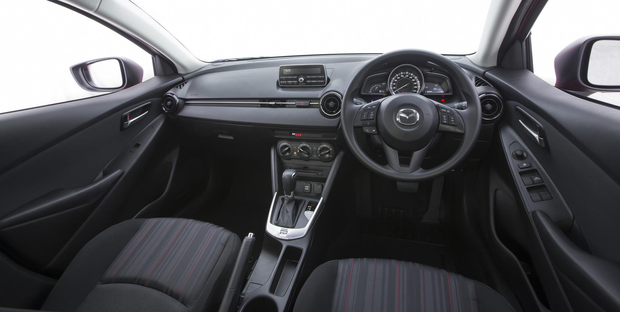 2016 Mazda 2 Sedan Review  Photos  CarAdvice