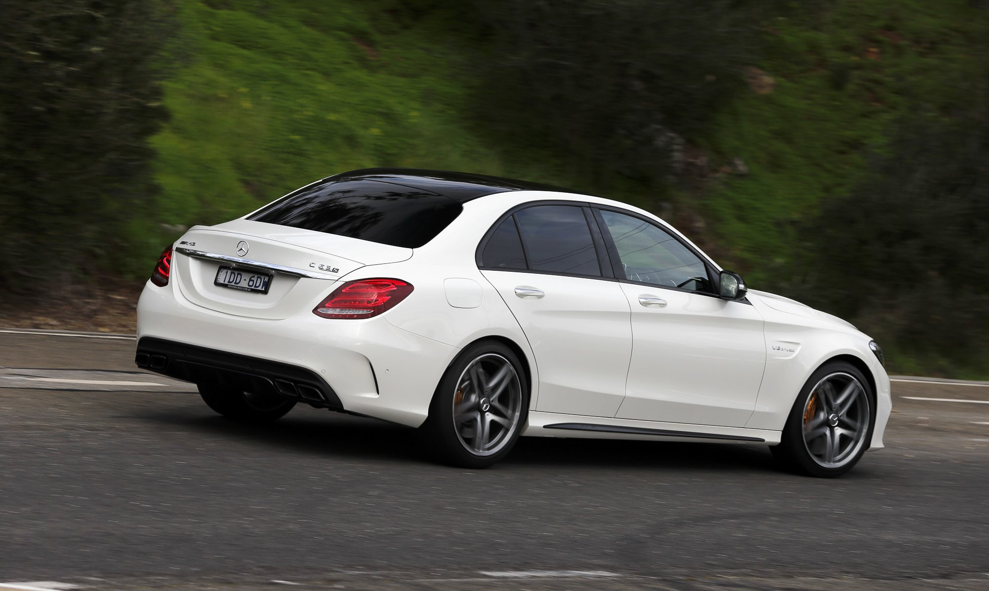 2016 mercedes amg c63 s review caradvice
