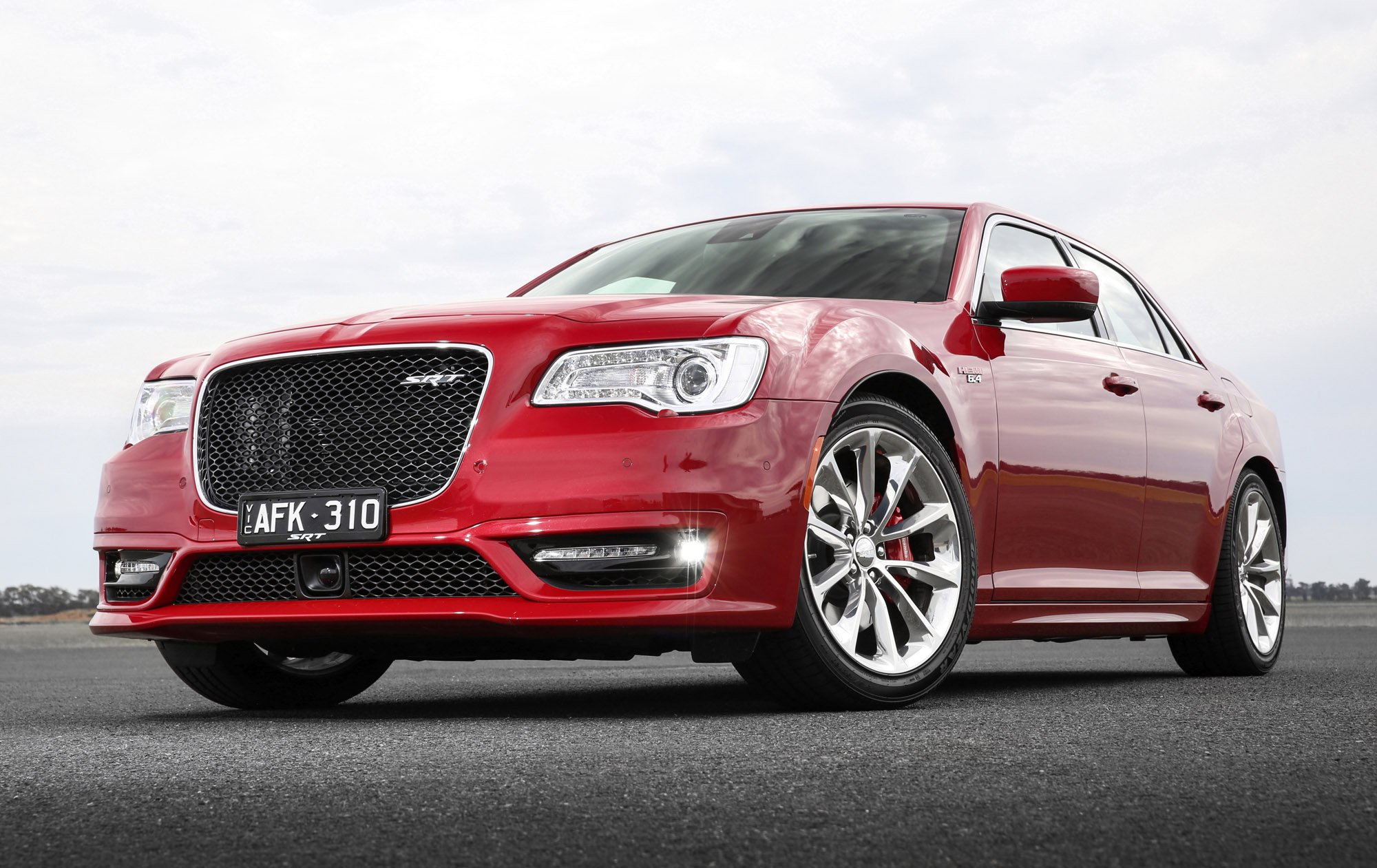 Chrysler 300 2016 Hemi >> 2015 Chrysler 300 SRT Review | CarAdvice