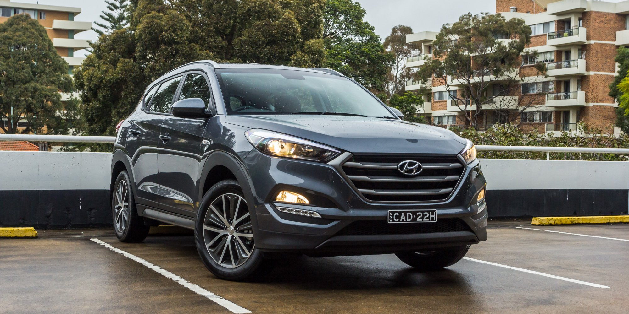2016 hyundai tucson active x review caradvice. Black Bedroom Furniture Sets. Home Design Ideas