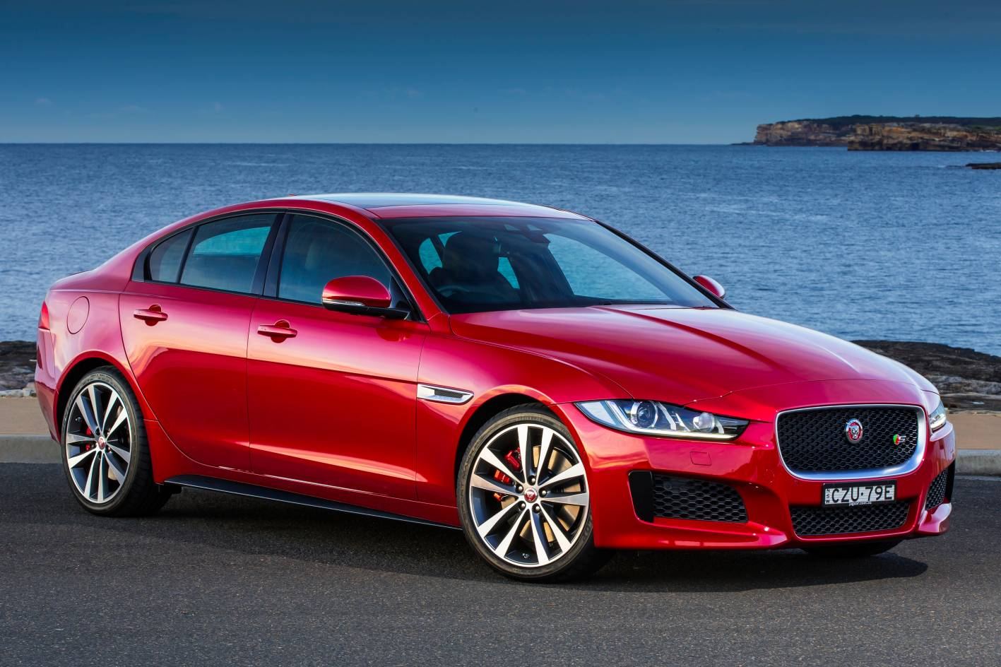 2016 jaguar xe review caradvice. Black Bedroom Furniture Sets. Home Design Ideas