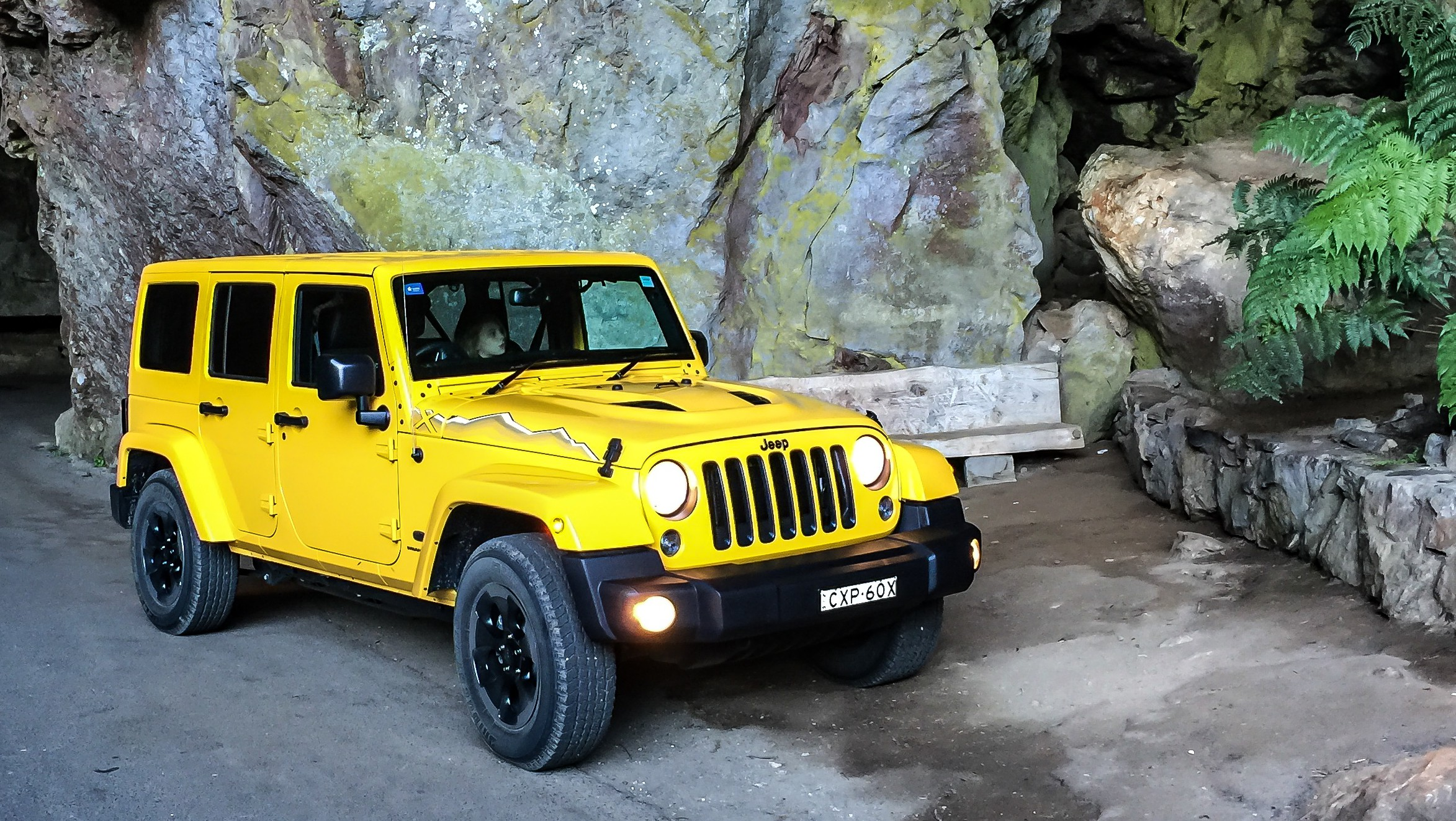 Original 2015 Jeep Wrangler Unlimited X Review  Jenolan Caves