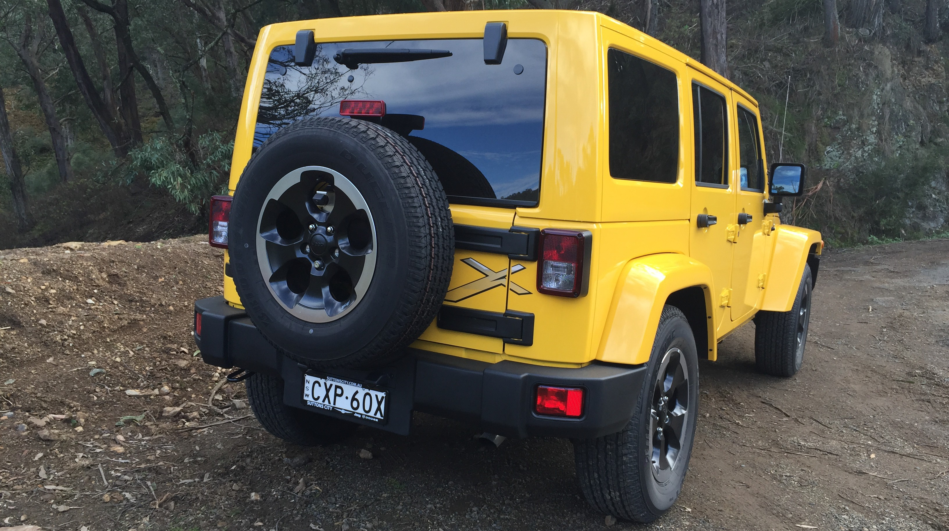 Simple 2015 Jeep Wrangler Unlimited X Review  Jenolan Caves
