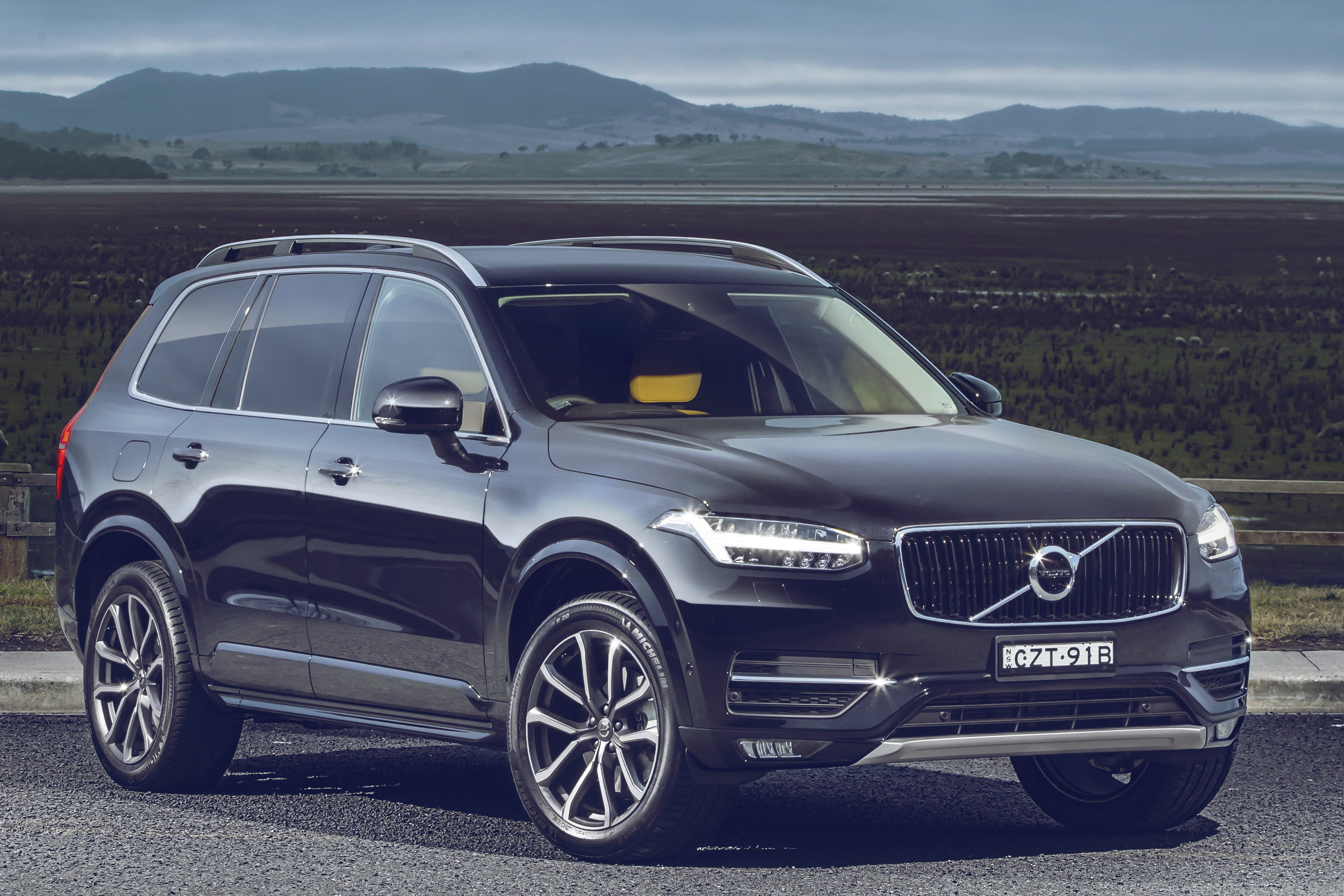 Beautiful 2016 Volvo XC90 Review  CarAdvice