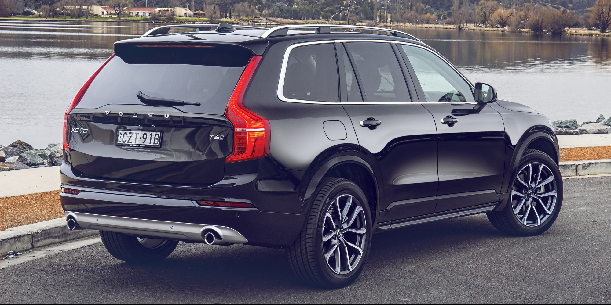 2016 volvo xc90 review caradvice. Black Bedroom Furniture Sets. Home Design Ideas