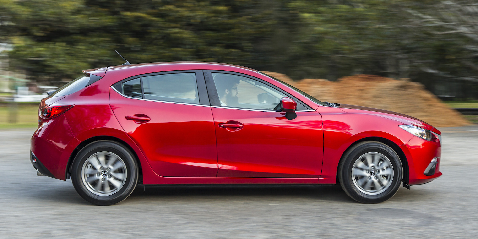 Perfect Mazda 3 V Toyota Corolla V Hyundai I30 Small Hatch Comparison  Photos