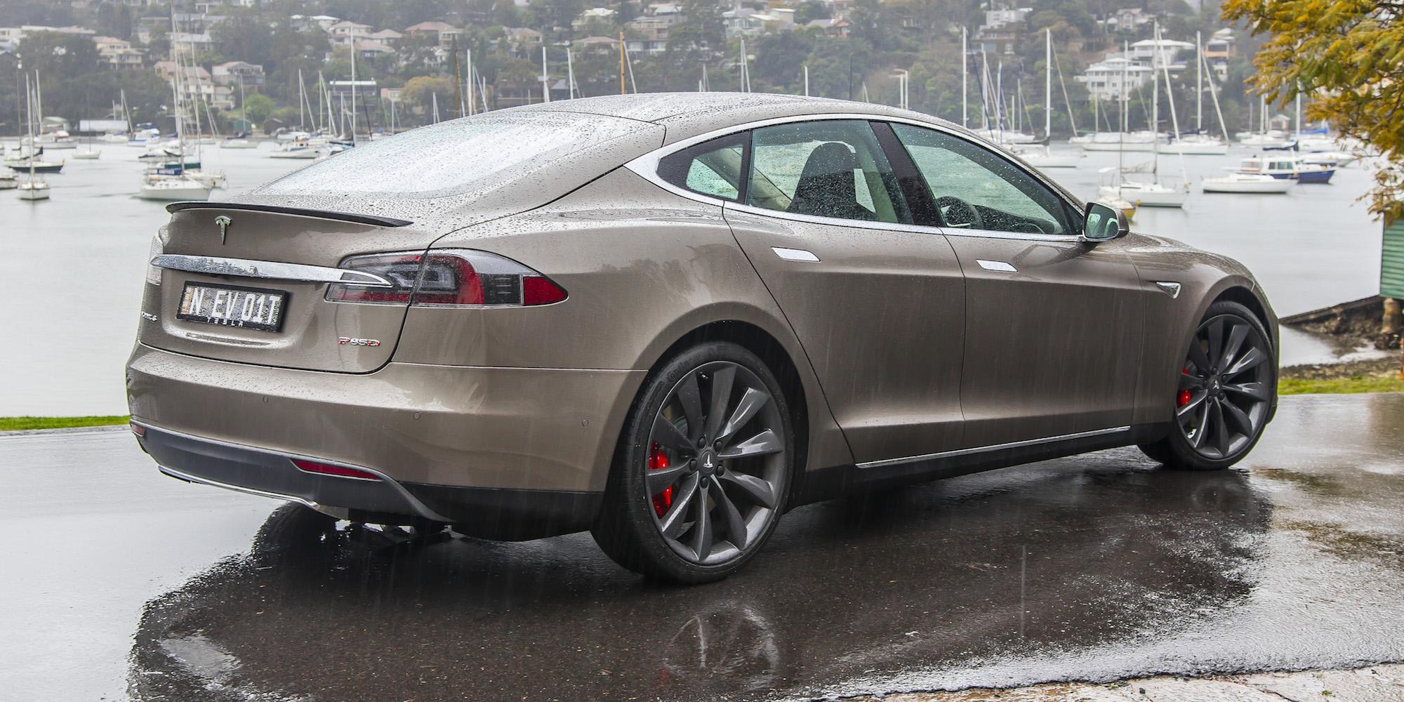 2015 Tesla Model S P85D Review | CarAdvice