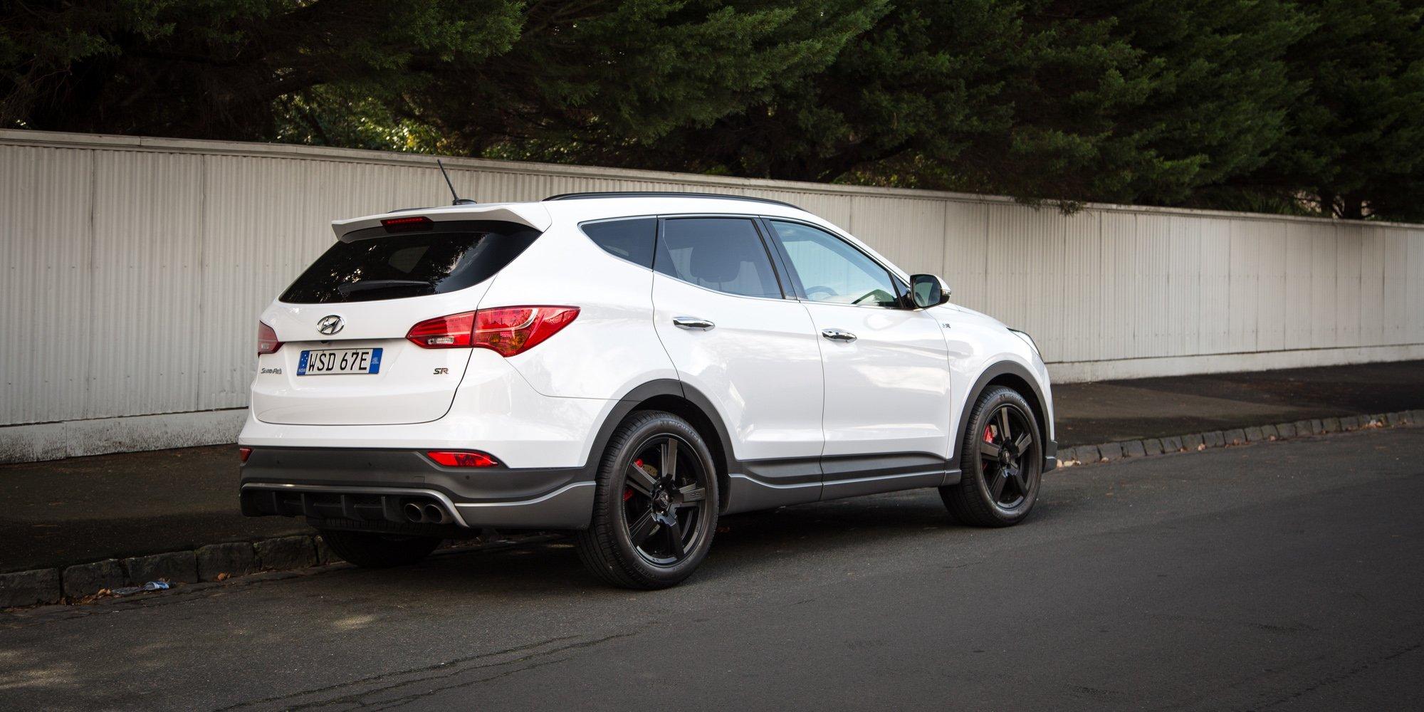 2018 Hyundai Santa Fe Sr Review Caradvice