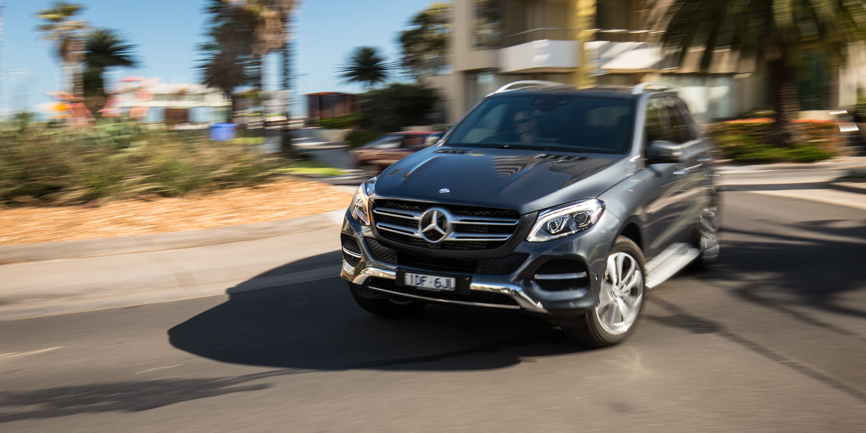 2016 mercedes benz gle 250d review caradvice for Pictures of a mercedes benz