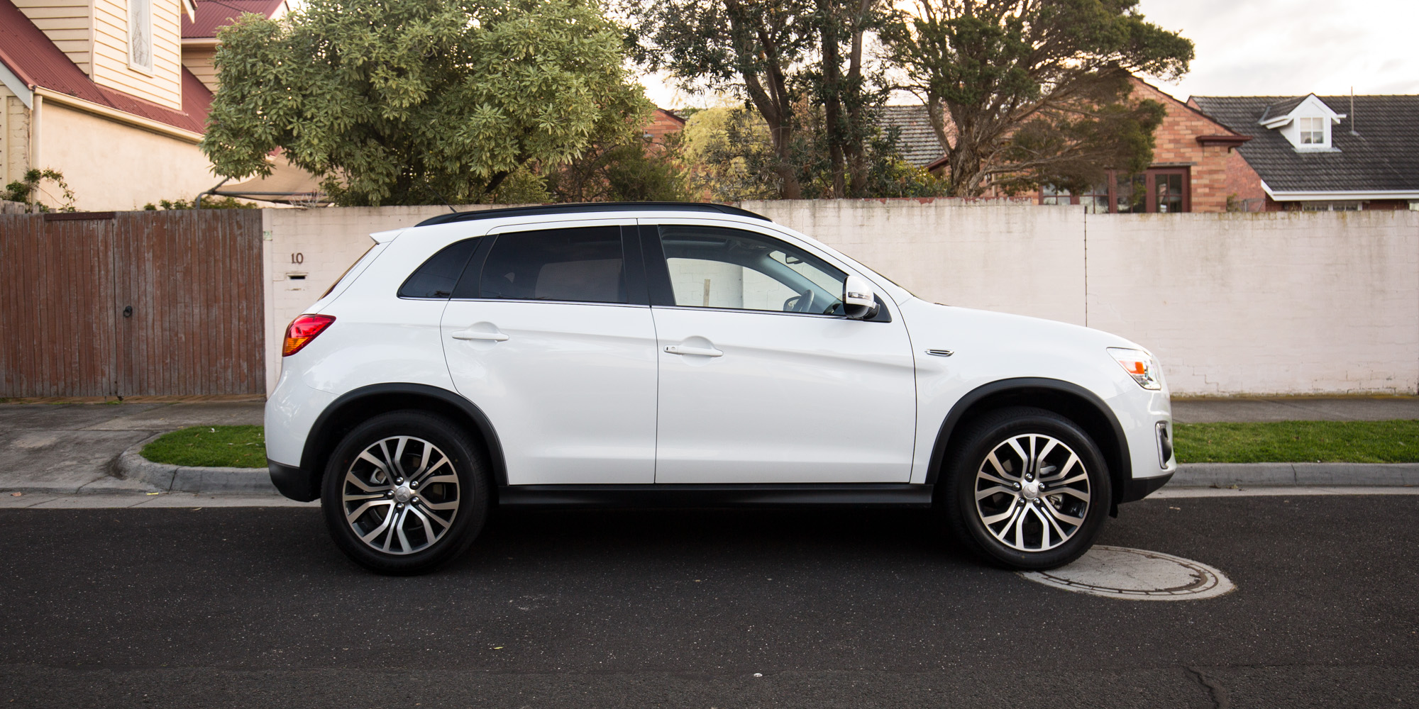 2015 Mitsubishi ASX XLS 4WD Review