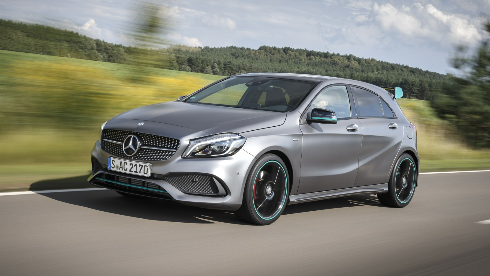 2016 mercedes benz a250 sport 4matic review motorsport for Mercedes benz sports cars