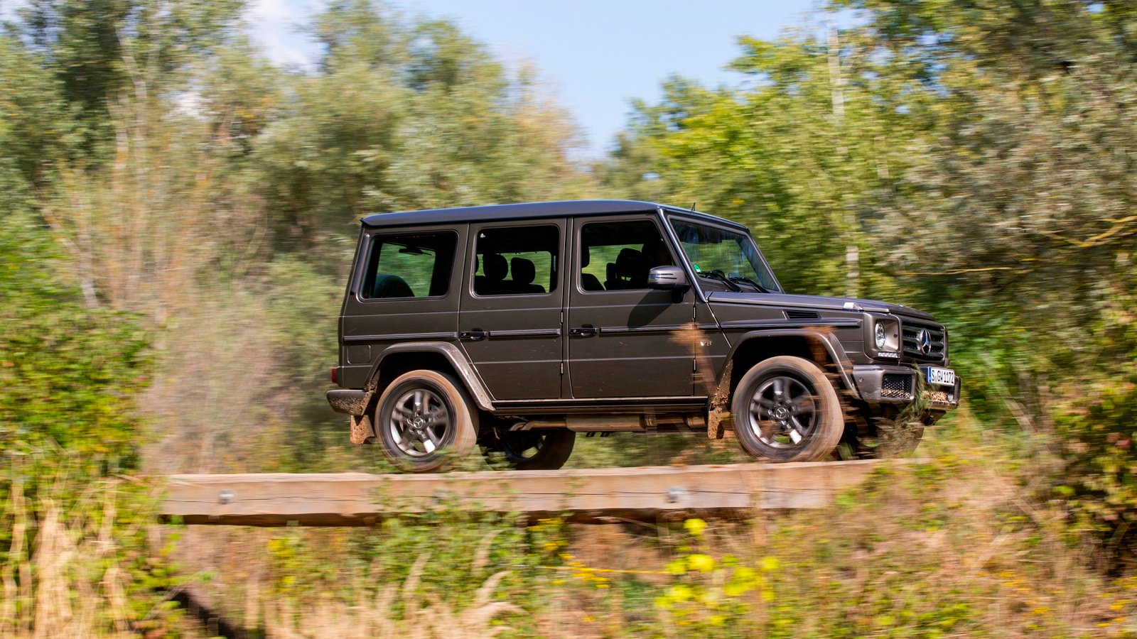 2016 mercedes g wagon review 2017 2018 best cars reviews for Mercedes benz g wagon review