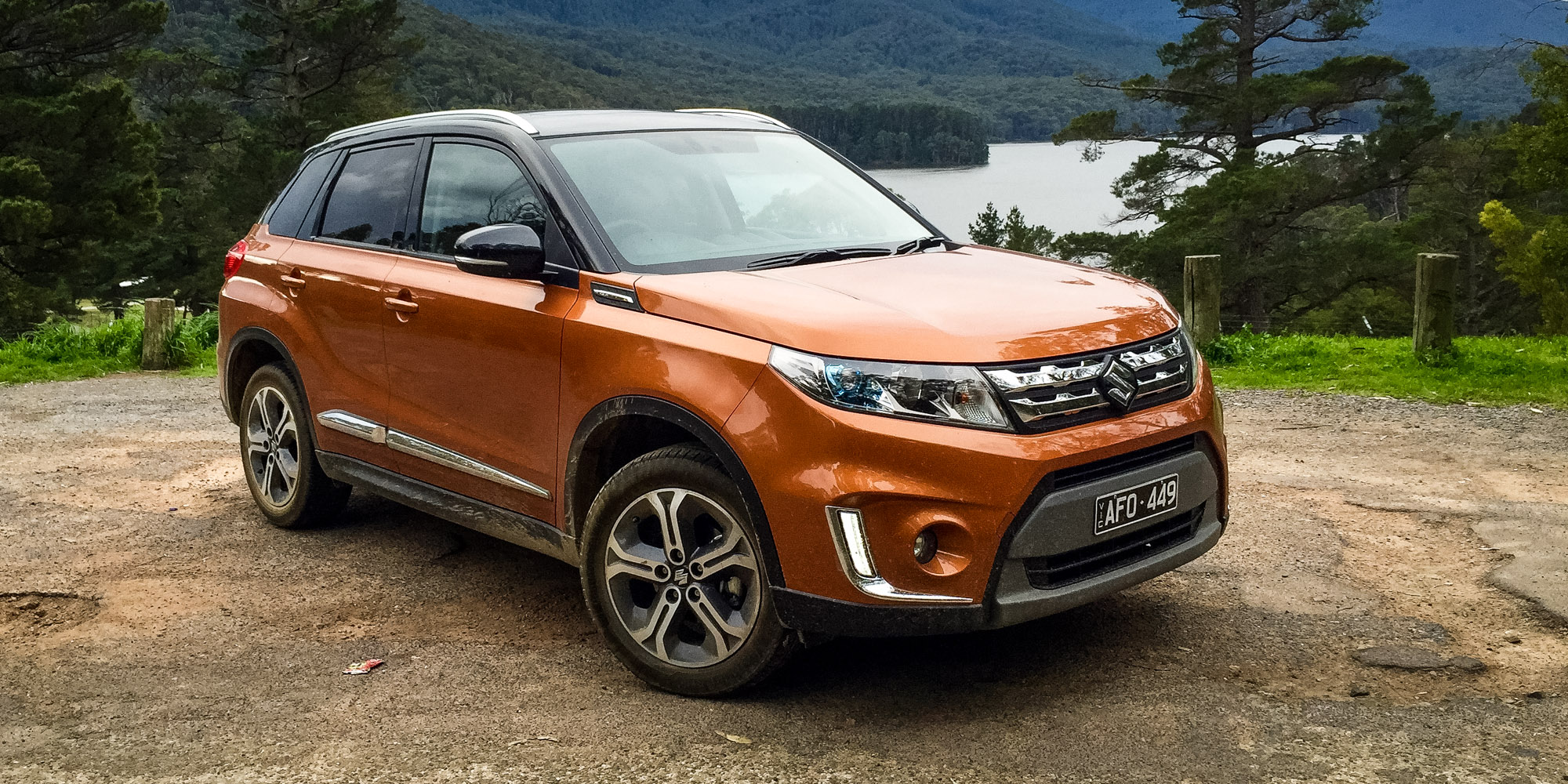 suzuki grand vitara price specifications and reviews caradvice autos weblog. Black Bedroom Furniture Sets. Home Design Ideas