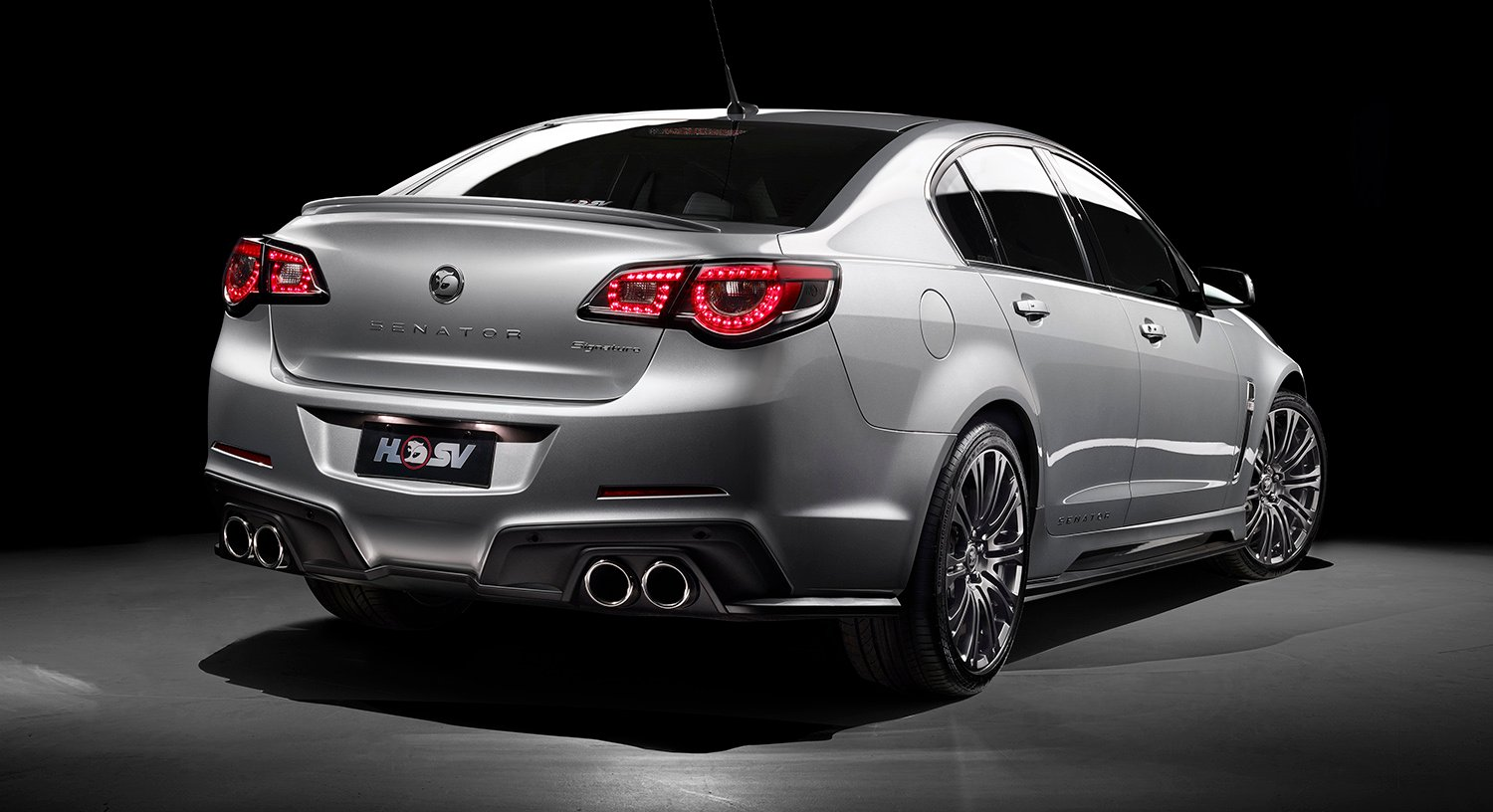 HSV: 2016 HSV Gen-F2 Range Pricing And Specifications: 400kW