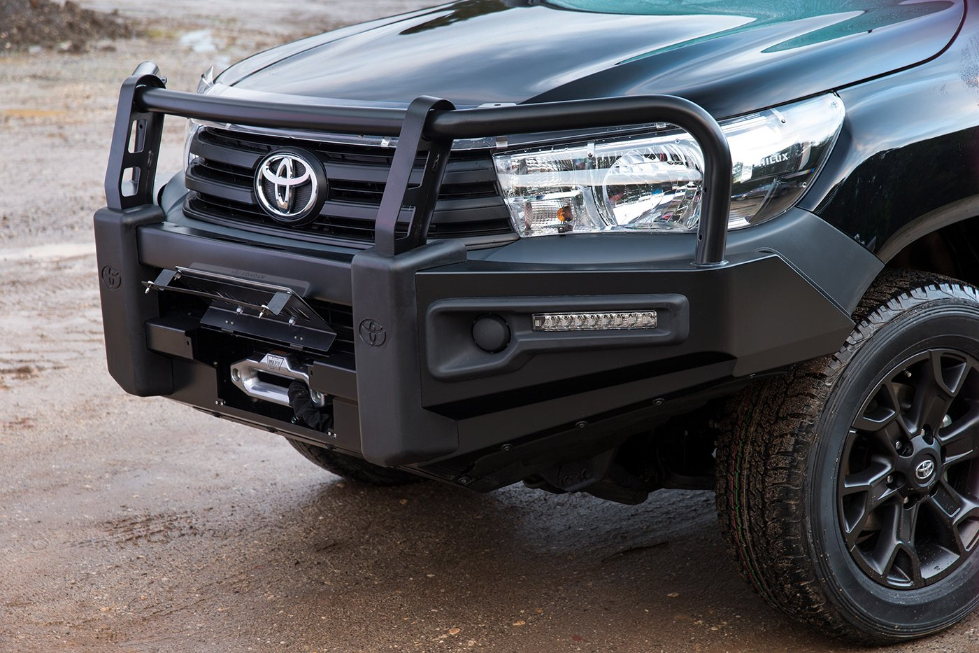 2016 hilux will get over 60 toyota genuine accessories. Black Bedroom Furniture Sets. Home Design Ideas