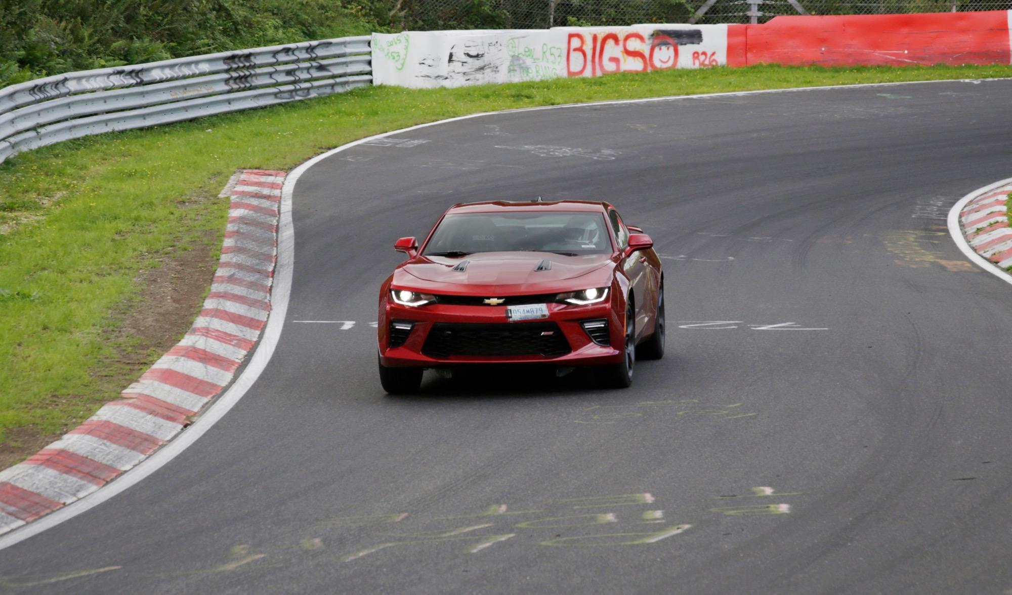 Nurburgring Spy Footage Scoop Alfa Romeo Quadrifolglio