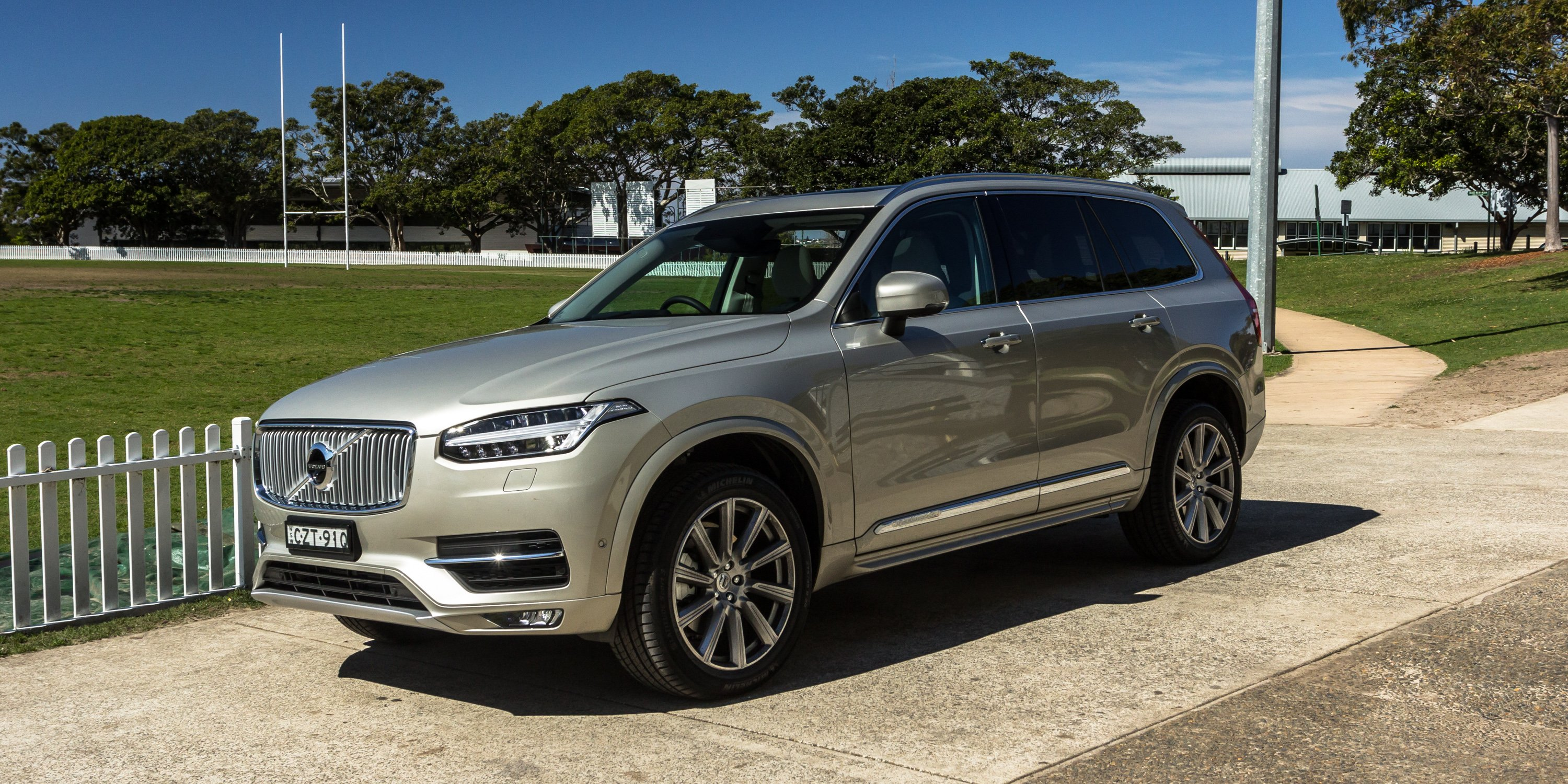 2016 volvo xc90 review t6 inscription caradvice. Black Bedroom Furniture Sets. Home Design Ideas