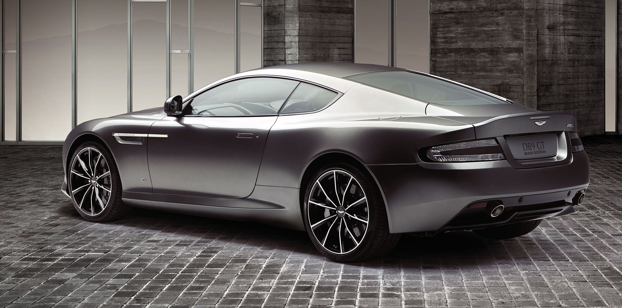 Aston Martin Db9 Gt Bond Edition Revealed Photos 1 Of 3
