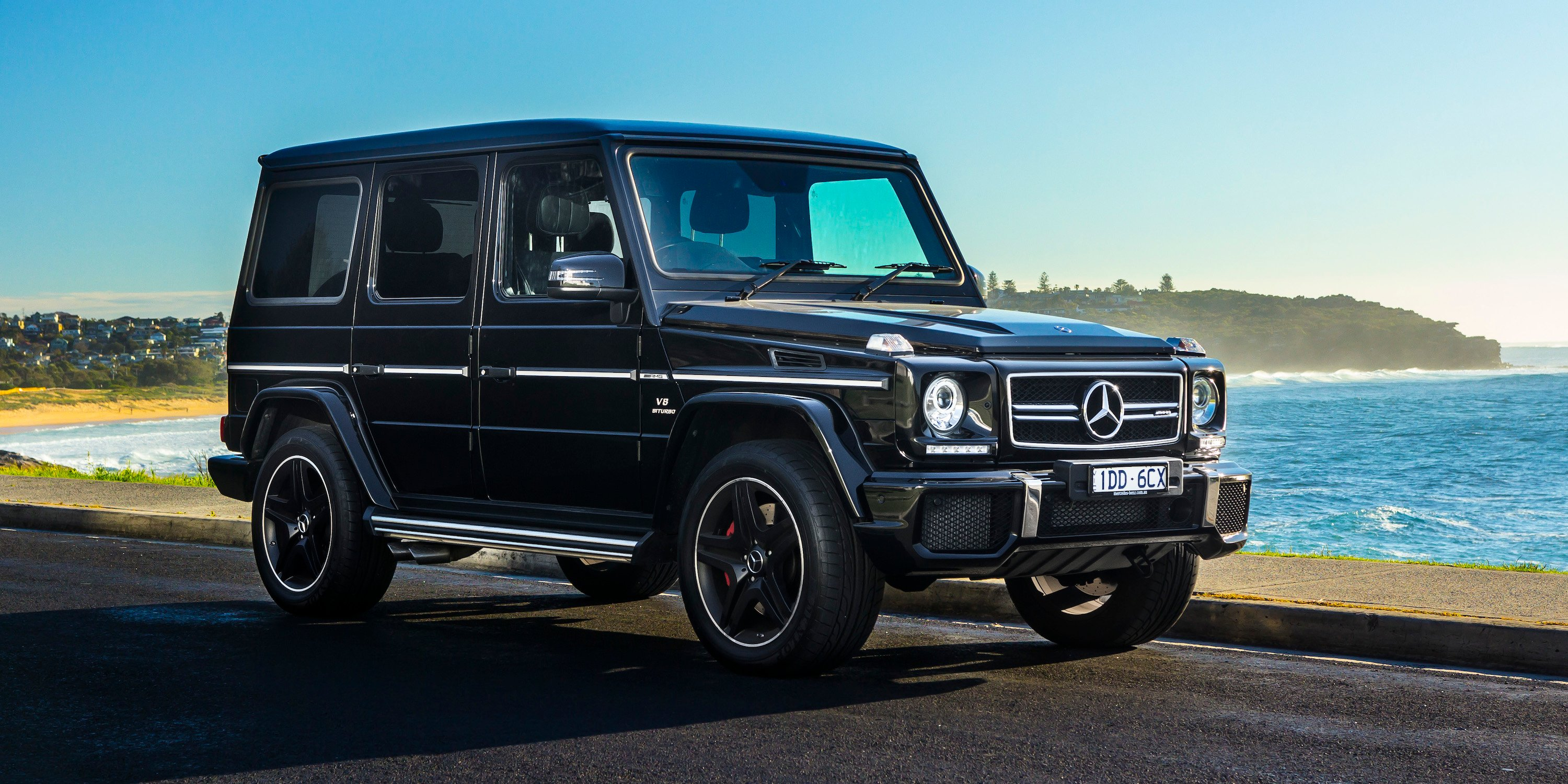 2015 mercedes benz g63 amg review the rockstar of suvs for Mercedes benz g class suv price
