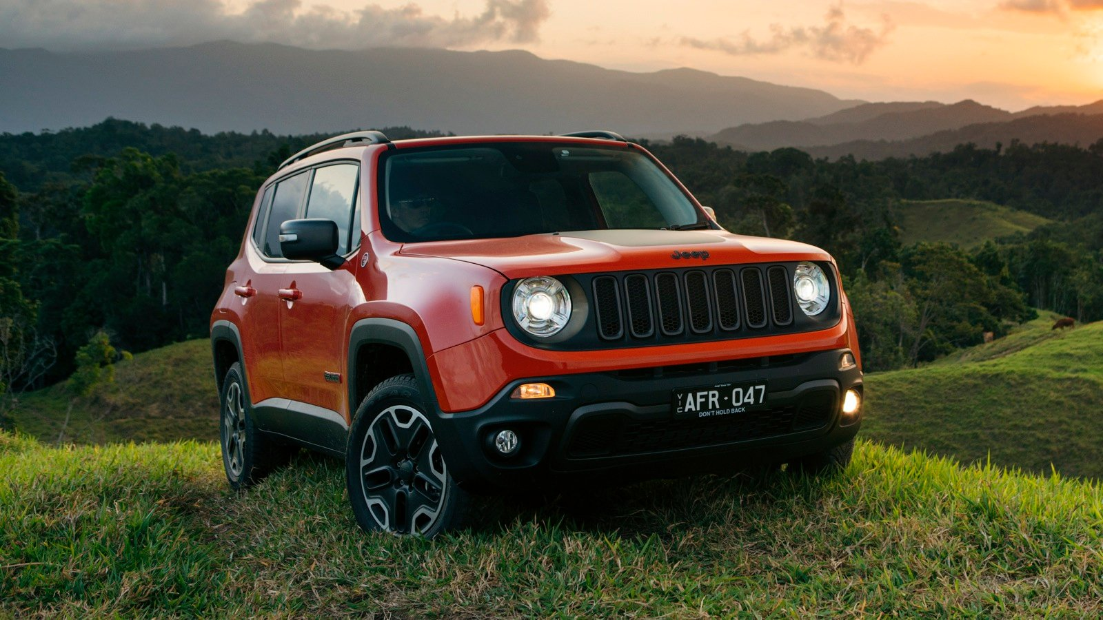 2015 jeep renegade review australian launch caradvice. Black Bedroom Furniture Sets. Home Design Ideas