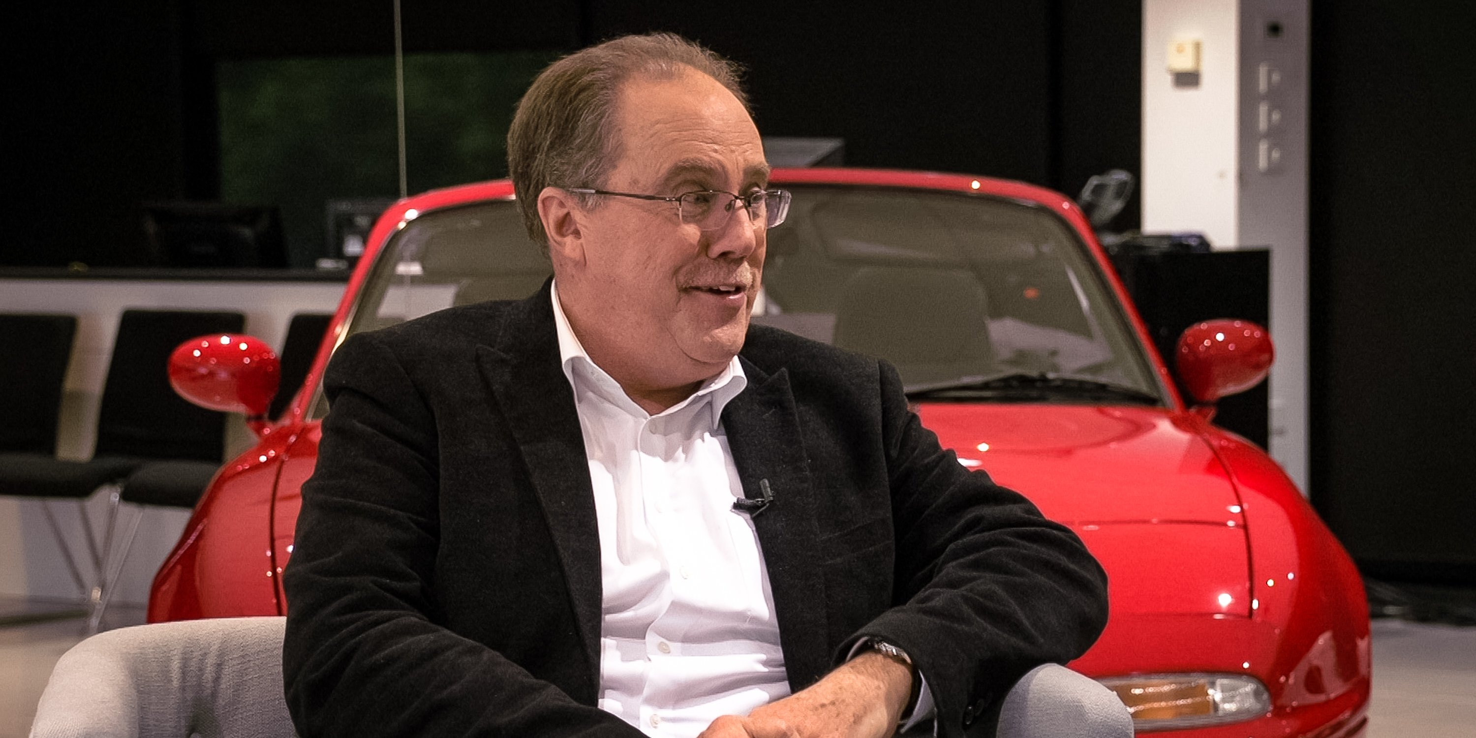 Perfect Interview With A CEO Mazda Australia Managing Director Martin Benders