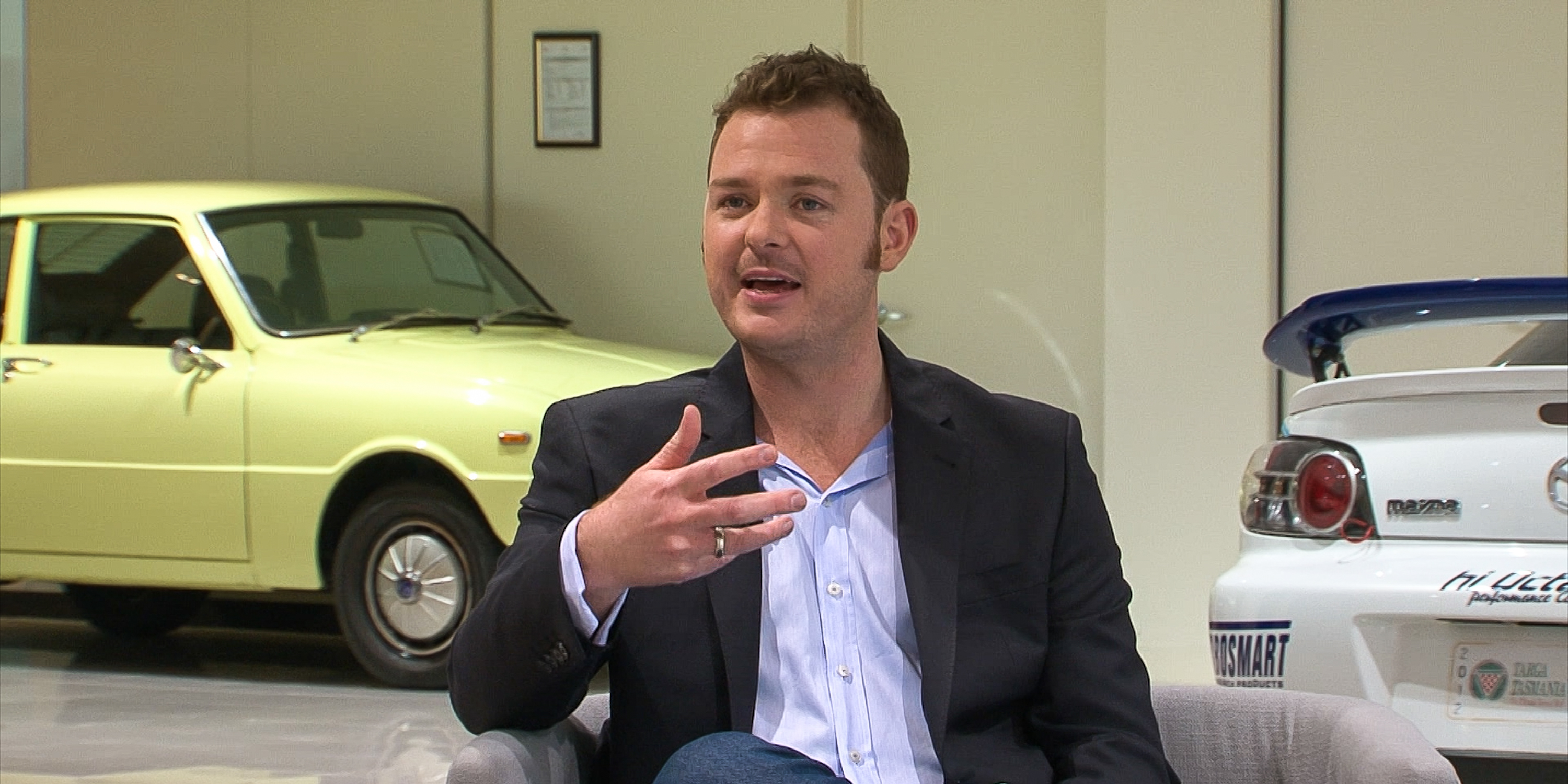 Innovative Interview With A CEO Mazda Australia Managing Director