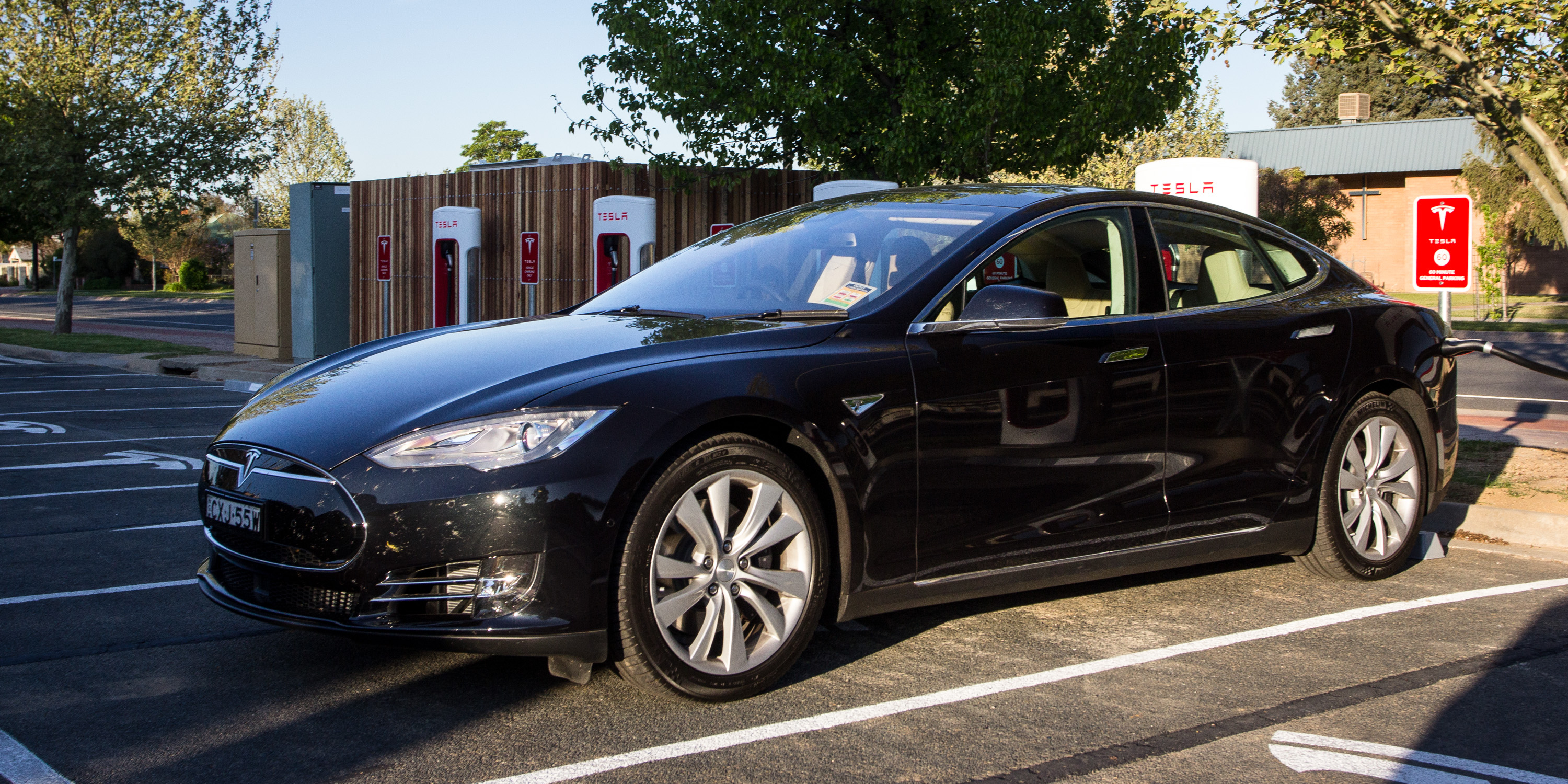 Cool Tesla Model S Sydney To Melbourne Road Trip  Photos 1 Of 54