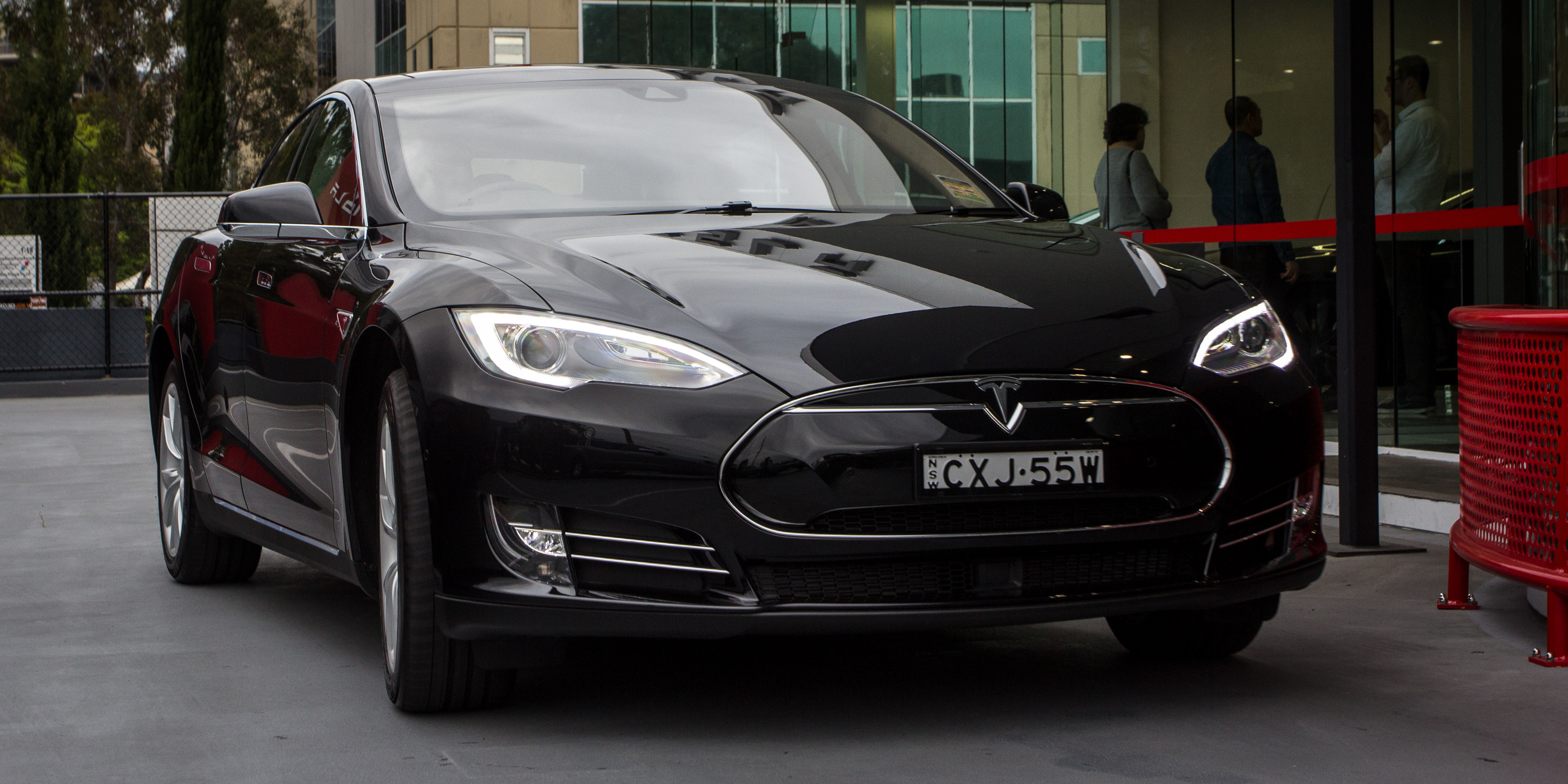 Original Tesla Model S Sydney To Melbourne Road Trip  Photos 1 Of 54