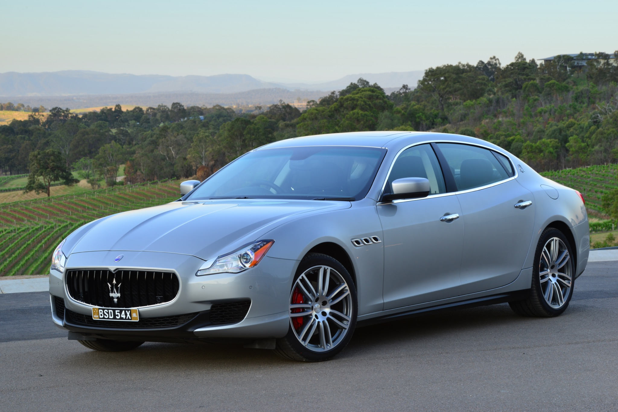 New 2016 Maserati Quattroporte Review  CarAdvice