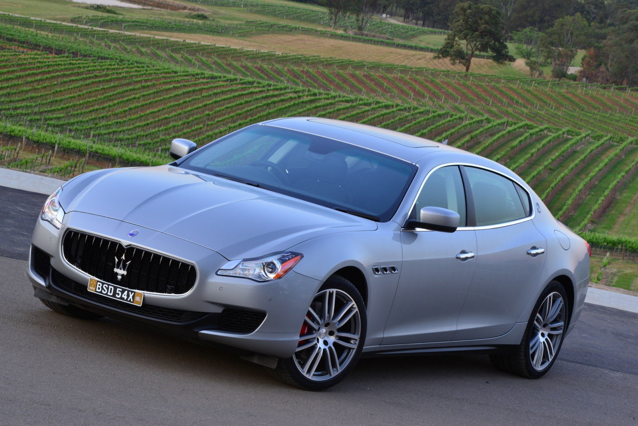 Awesome 2016 Maserati Quattroporte Review  CarAdvice