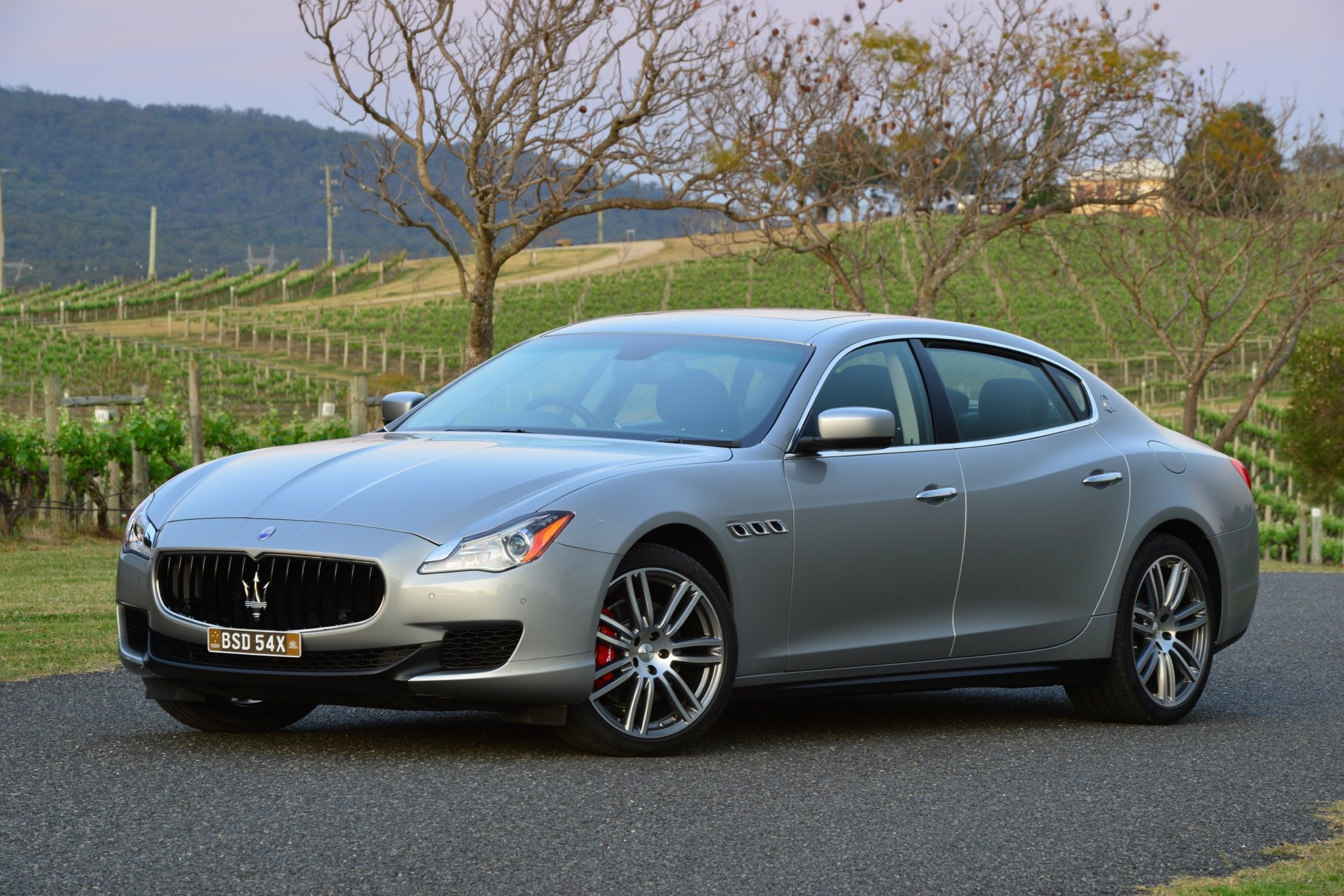 2016 maserati quattroporte review caradvice. Black Bedroom Furniture Sets. Home Design Ideas