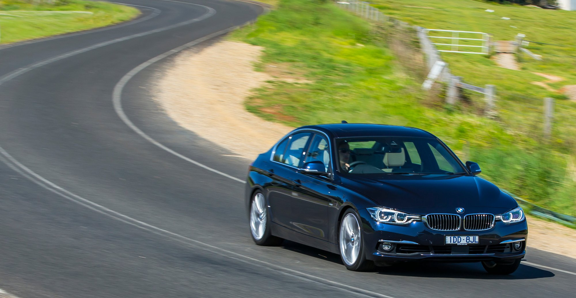 Original 2016 BMW 3 Series Review  CarAdvice