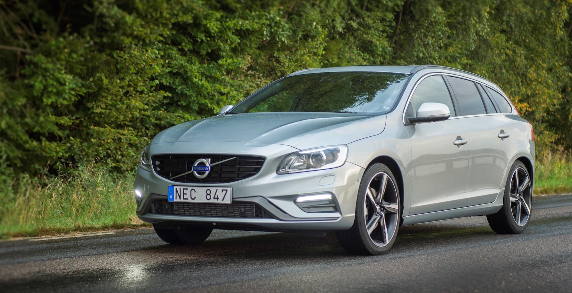 2016 Volvo V60 Range Simplified 5k Cut From Diesel