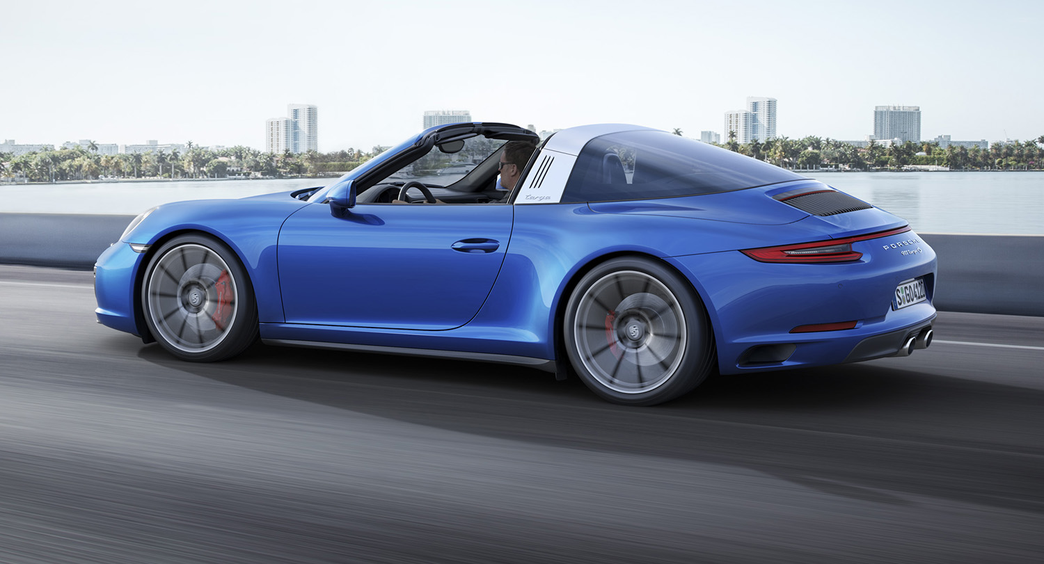 2016 porsche 911 carrera 4 targa 4 pricing and specifications photos 1 of 10. Black Bedroom Furniture Sets. Home Design Ideas