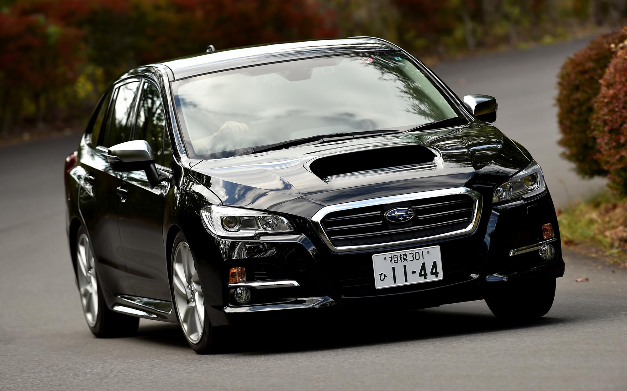2016 Subaru Levorg: Initial details revealed - NASIOC