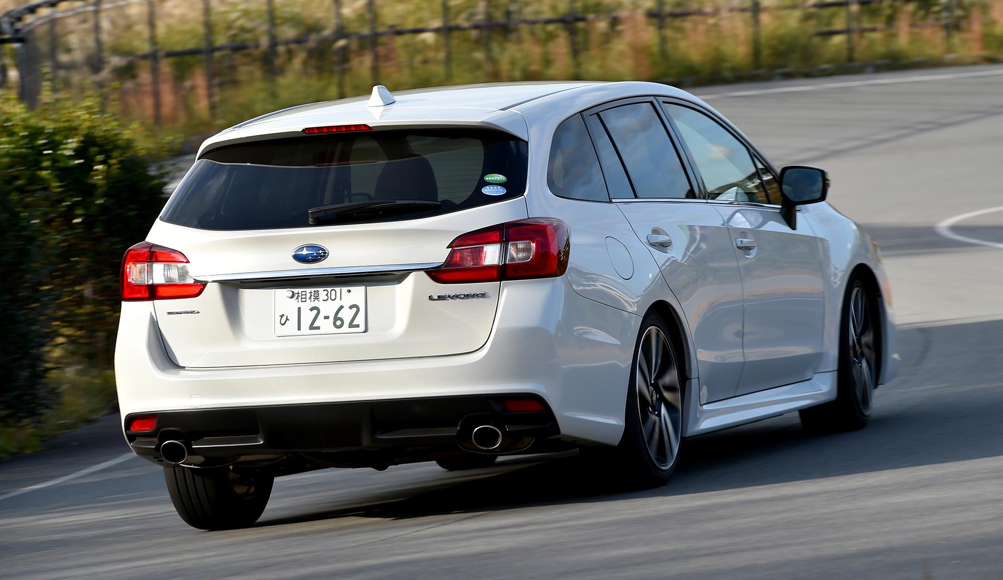 Subaru Wrx Specs >> 2016 Subaru Levorg GT Review | CarAdvice