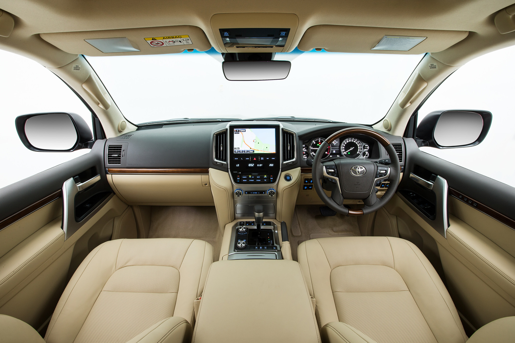 2016 Toyota LandCruiser 200 Series pricing and ...