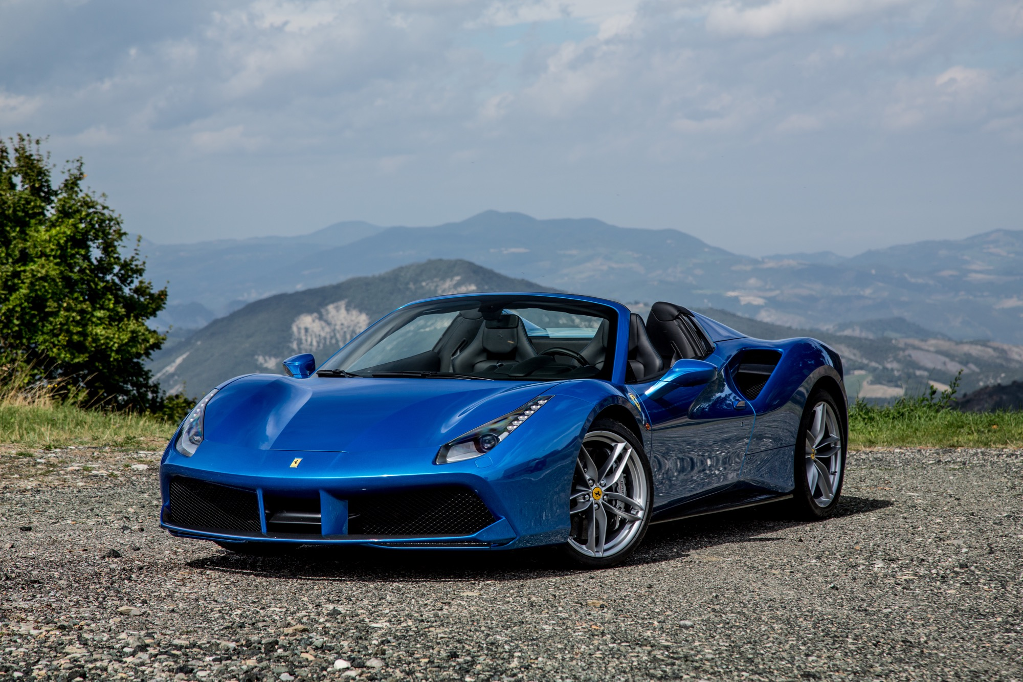 2016 Ferrari 488 Spider Review First Drive Caradvice