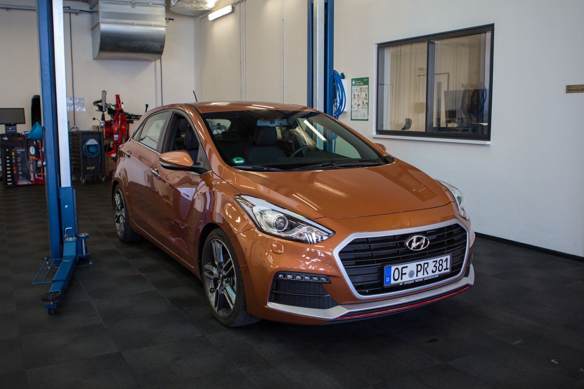 Luxury Hyundai I30 Turbo Review First Drive  CarAdvice