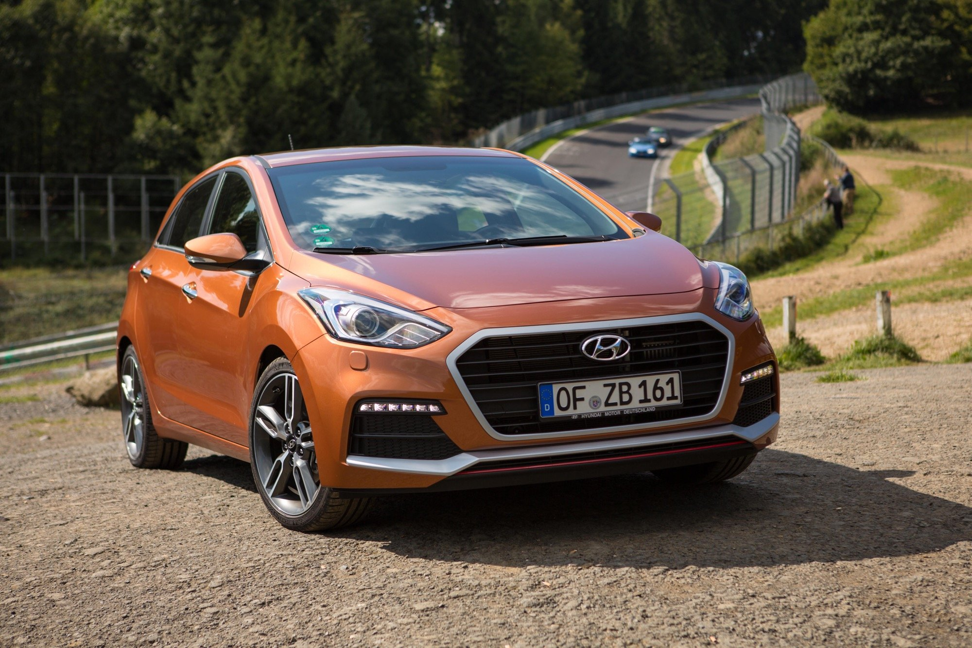 Model Hyundai I30 Turbo Review First Drive  CarAdvice