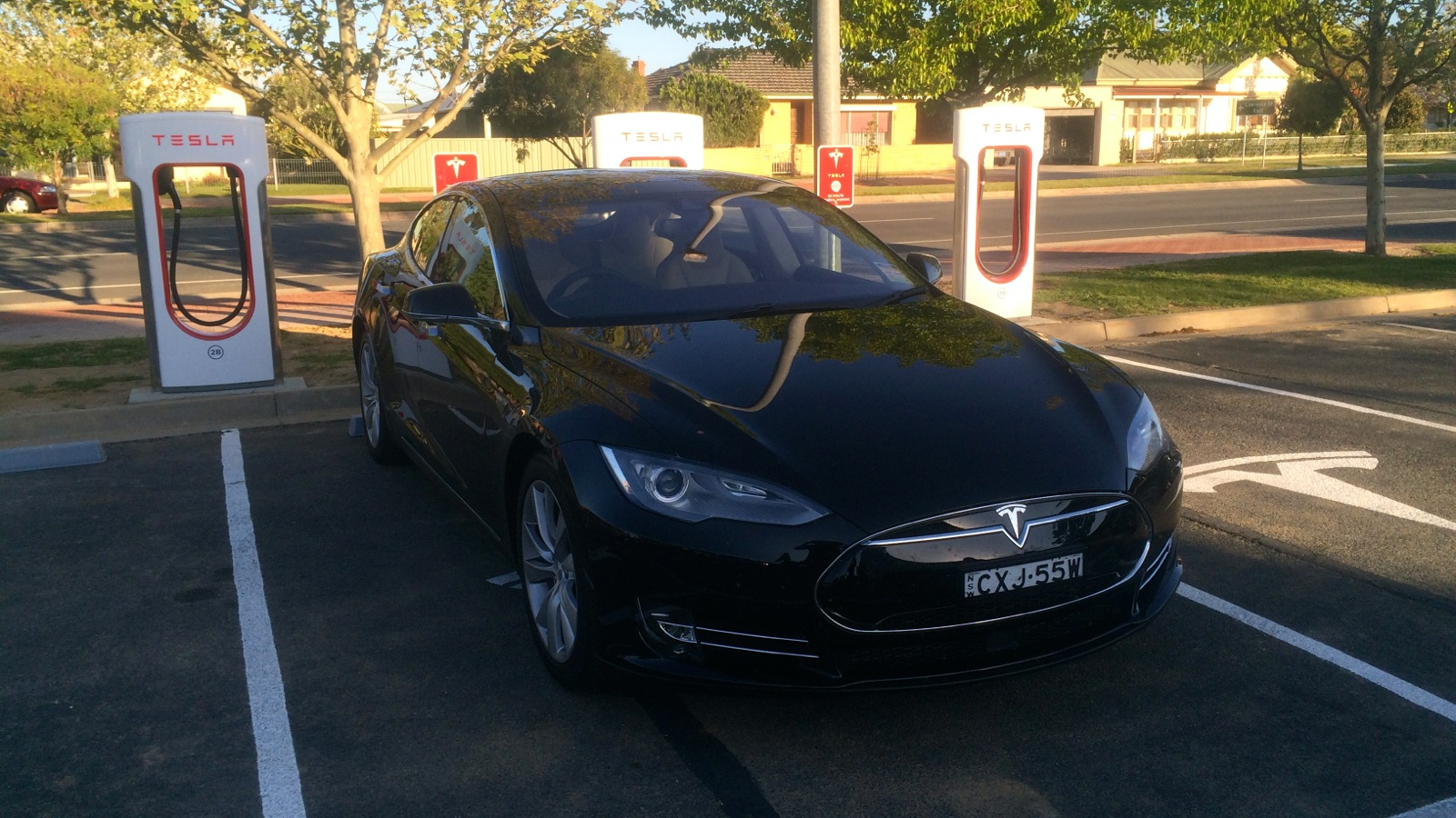 Awesome Tesla Model S Sydney To Melbourne Road Trip  Photos 1 Of 54